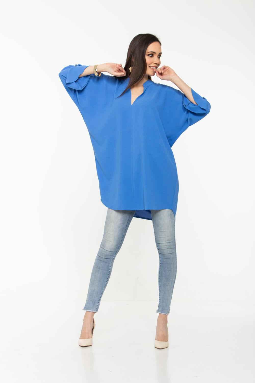 Rebeka tunika - kék