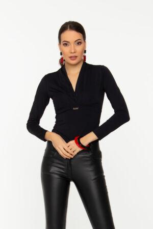 Szonja póló - fekete