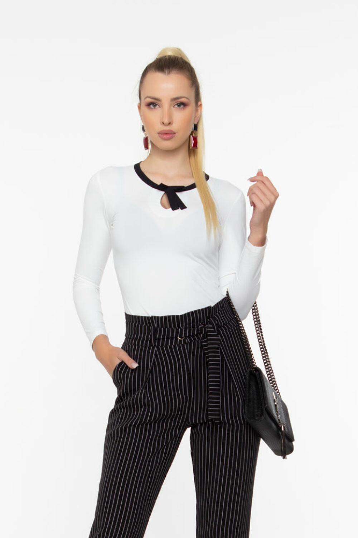 Hanna póló - fehér