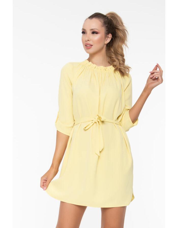 Flávia ruha - sárga